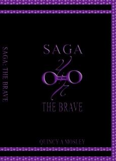 SAGA;The Brave Series_Kindle